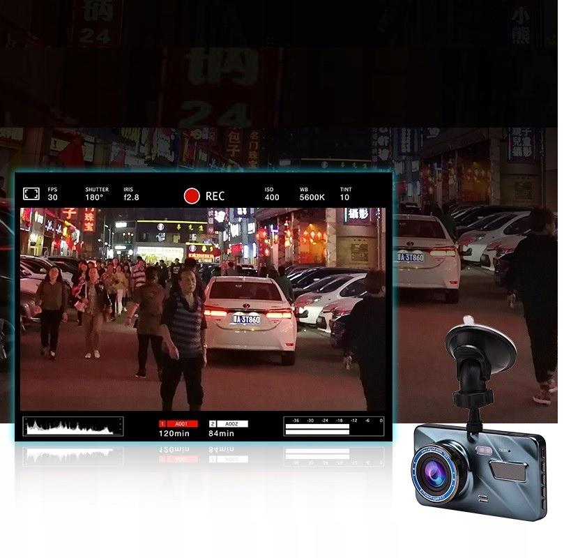 Video Rejestrator Jazdy Kamera samochodowa cofania Kod producenta kamera samochodowa video rejestrator jazdy cofania