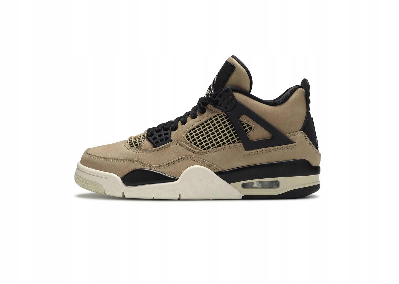 Nike Air Jordan 4 Retro Mushroom 14 Sneakers