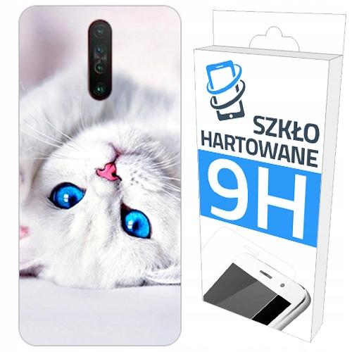 200wzorów Etui+szkło do Xiaomi Redmi K30 Pro Case