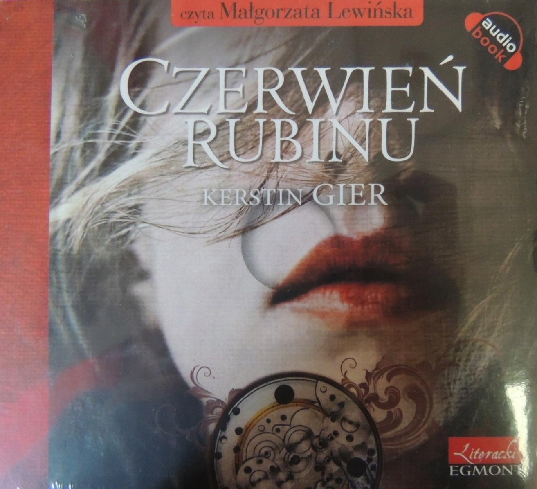 Czerwien Rubinu Malgorzata Lewinska Audiobook 4 90 Zl Allegro Pl Raty 0 Darmowa Dostawa Ze Smart Ostroleka Stan Nowy Id Oferty 9142972031
