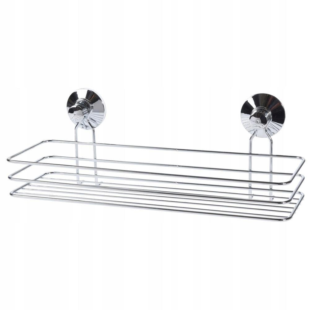 Półka ŁAZIENKOWA pod prysznic organizer koszyk