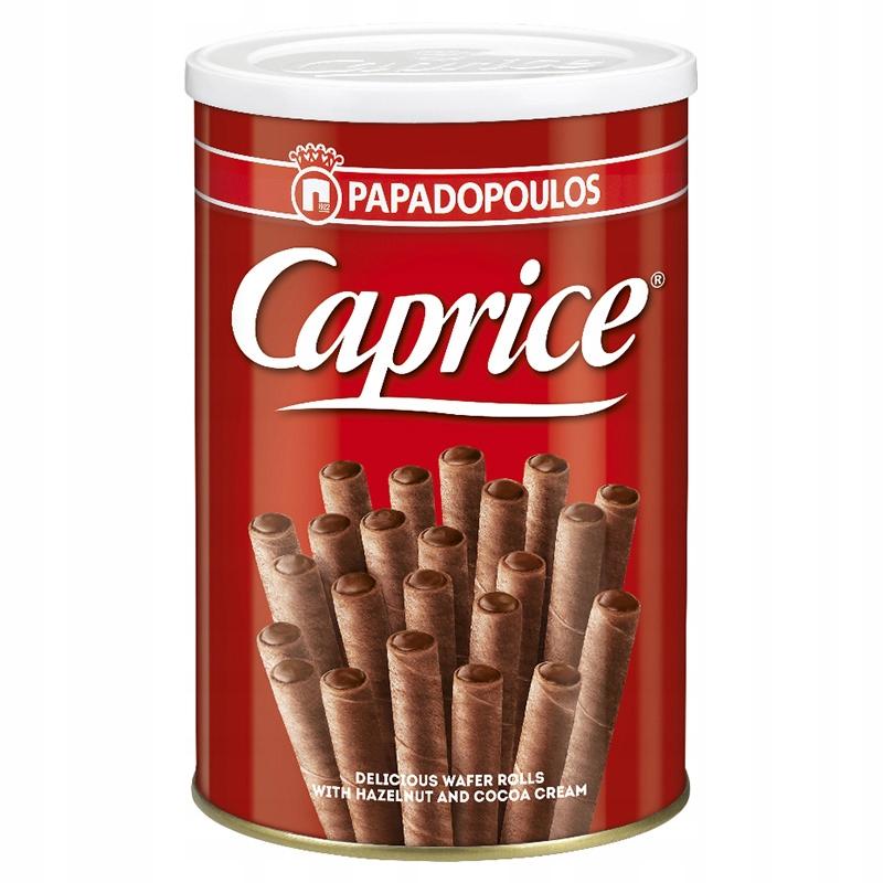Шоколад Caprice в тубах 400г