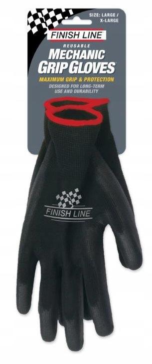 Rowerowe rękawiczki serwisowe Finish Line L/XL