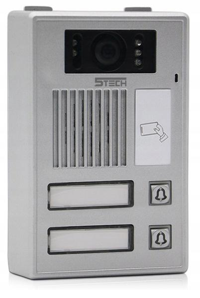 Wideodomofon Videodomofon WiFi FHD 5TECH TELEFON Waga (z opakowaniem) 3 kg