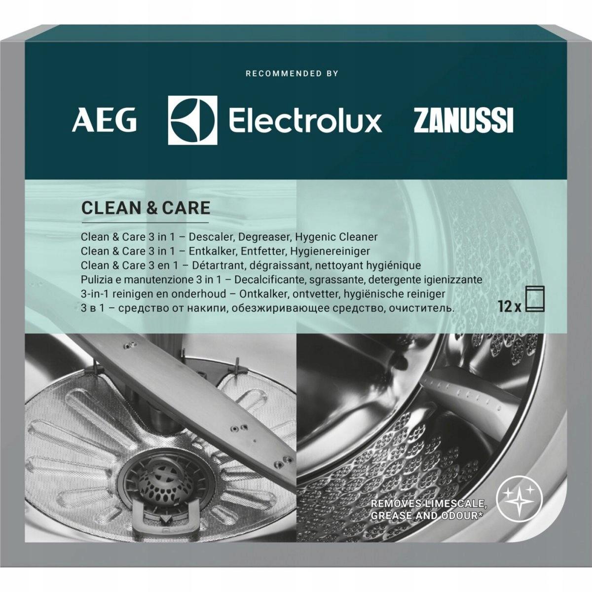 СРЕДСТВО для чистки салона стиральных машин ELECTROLUX