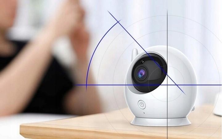 Niania Elektroniczna Kamera WIFI - tryb nocny, HD EAN 5904224475314