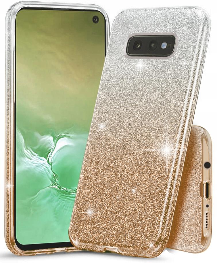 Etui CASE BROKAT + SZKŁO 9H do Samsung Galaxy S10E