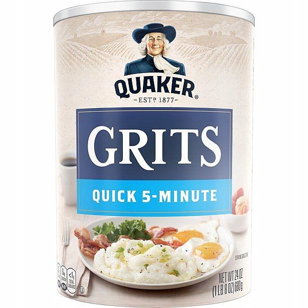 Quaker Quick 5-Minute Grits 680 г из США