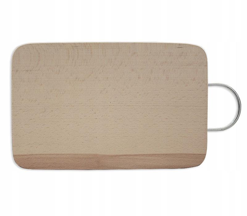 Купить ДОСКА деревянная, подставка из бука с ручкой 30 см на Otpravka - цены и фото - доставка из Польши и стран Европы в Украину.