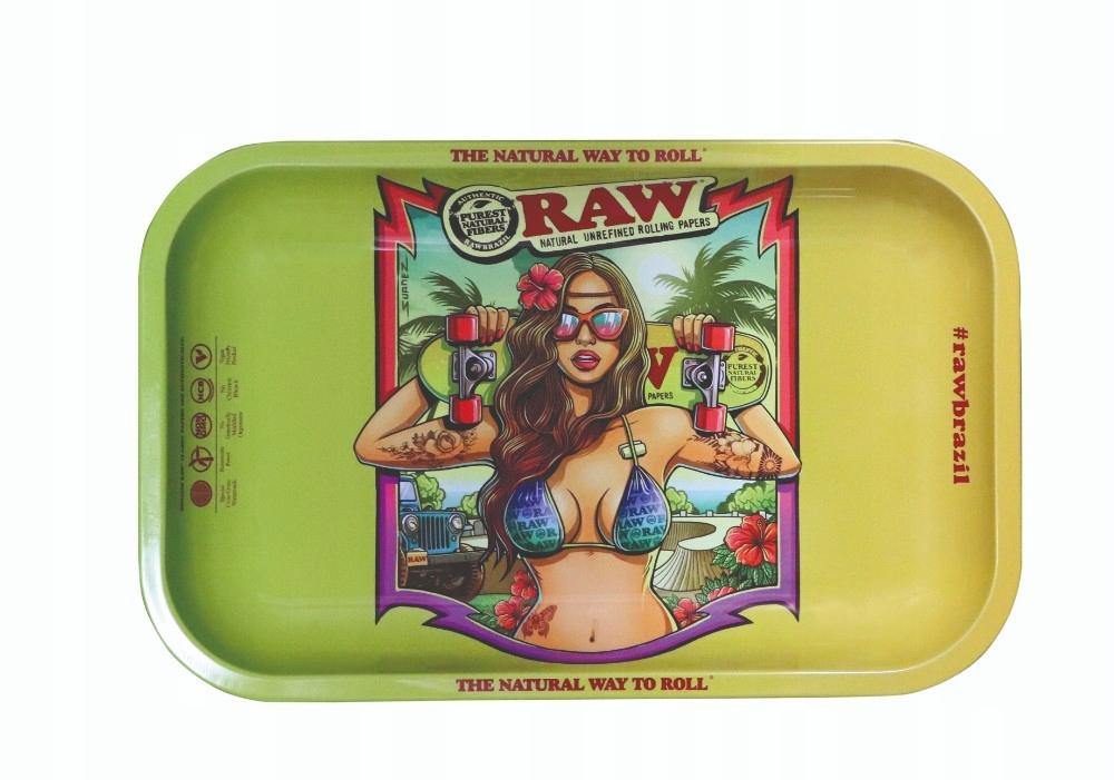 Купить RAW BRAZIL Противень для раскатывания алу. в среднем на Otpravka - цены и фото - доставка из Польши и стран Европы в Украину.