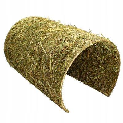 Hansepet, туннель для съедобного сена, убежище, будка, 2 шт.