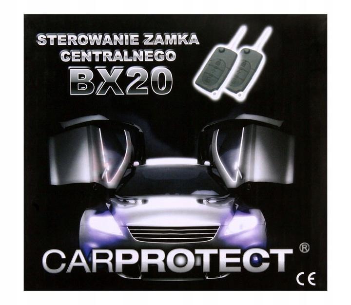 STEROWNIK ZAMKA CENTRALNEGO BX20