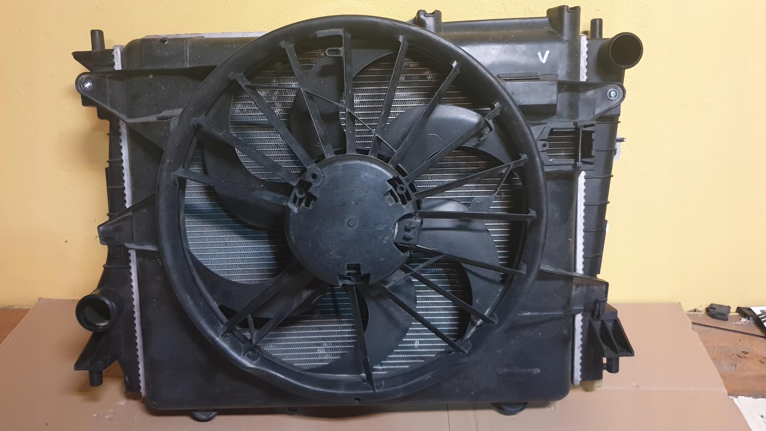 комплект радиаторов ford мустанг gt 500