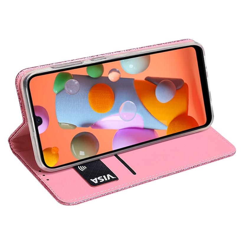 Etui Magnet Brokat + SZKŁO do Samsung Galaxy A50 Kod producenta 2C11