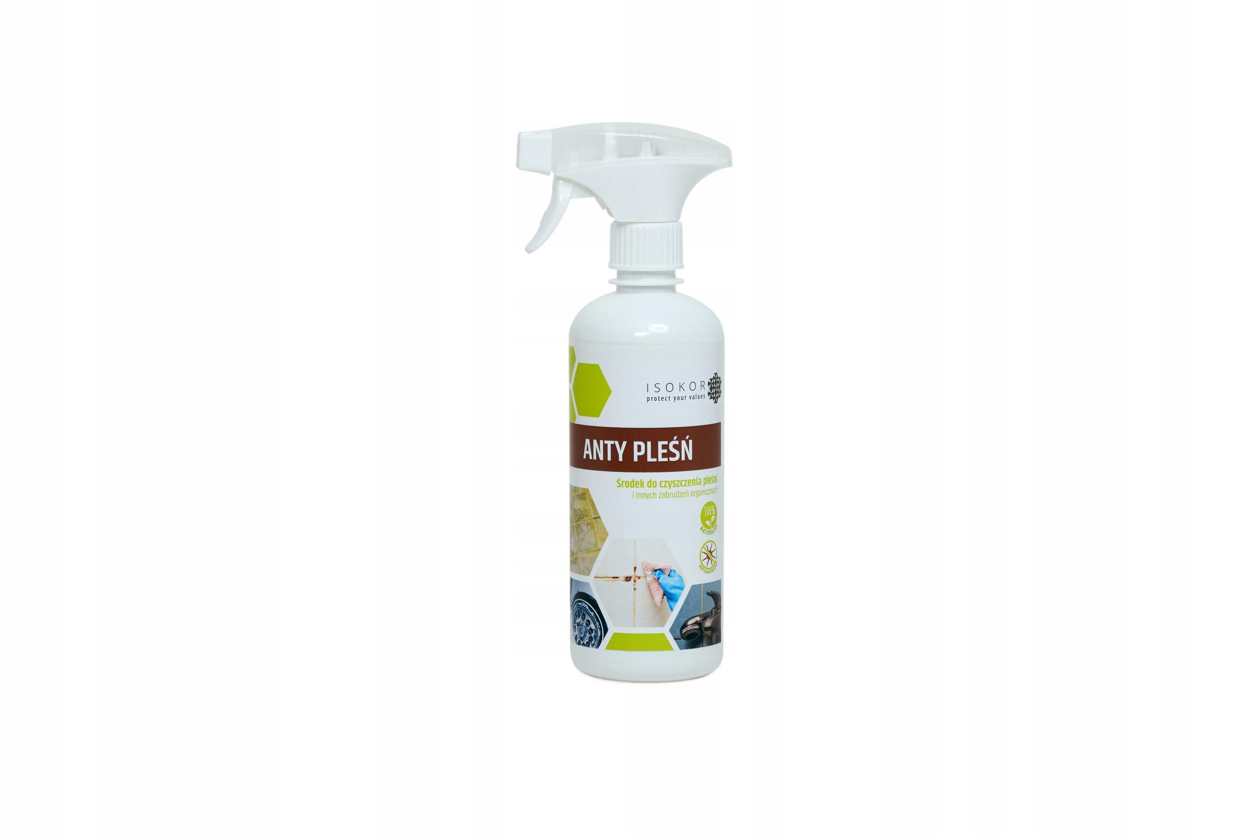 ISOKOR плесень жидкости ANTI MOLD 0.5l антибактериальные