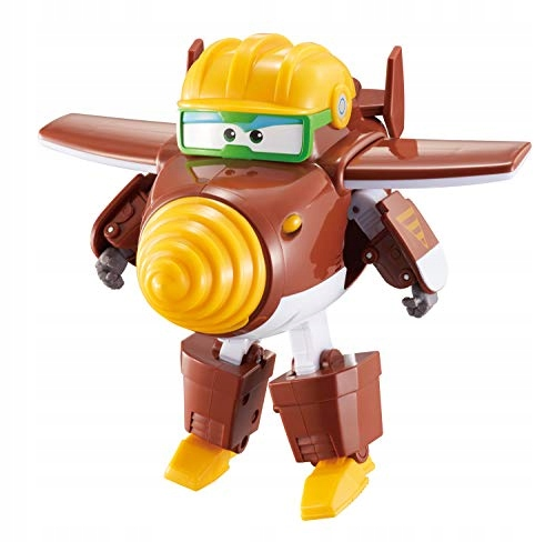 ROBOT SUPER WING PREMENUJÚCI TODDOVÝ NOS 720222