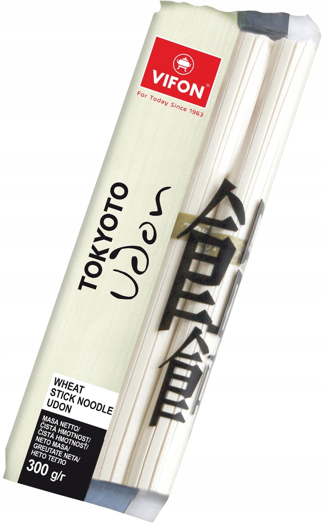 Udon - makaron pszenny wstążki TOKYOTO 300 g