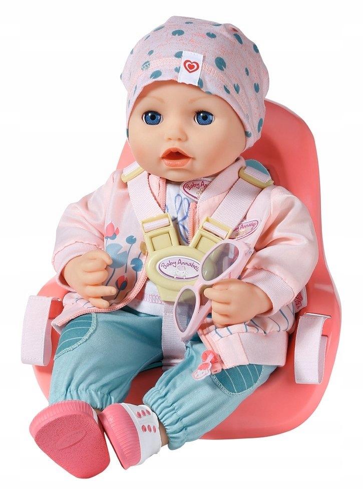 BABY ANNABELL Sedačka pre bicykle pre bicykle