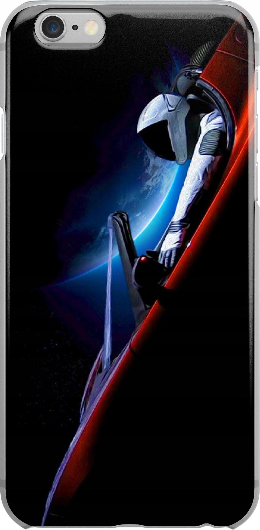 Etui Wzory SpaceX Samsung A10