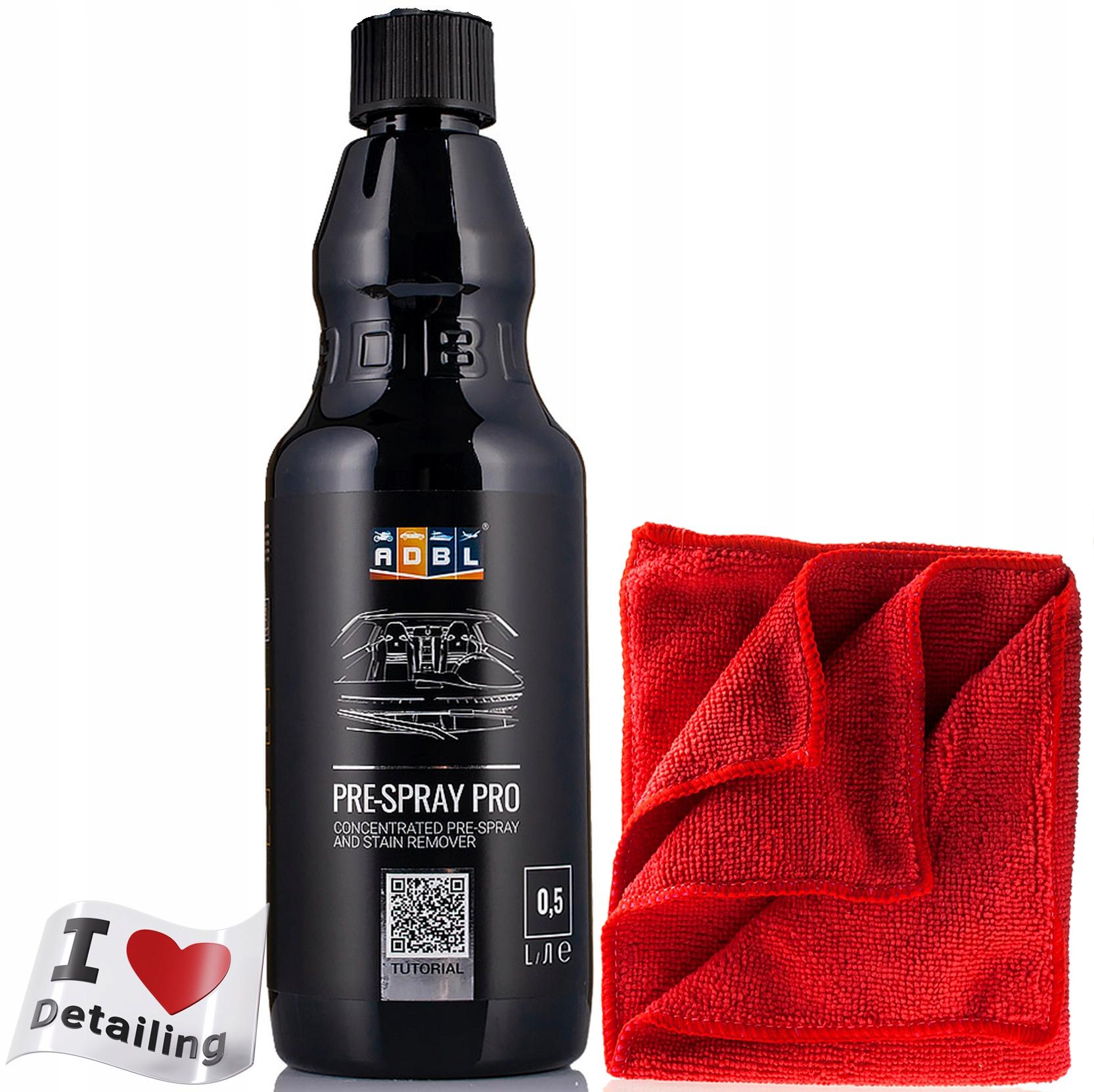 ADBL Pre Spray PRO для стирки ковров 500 мл