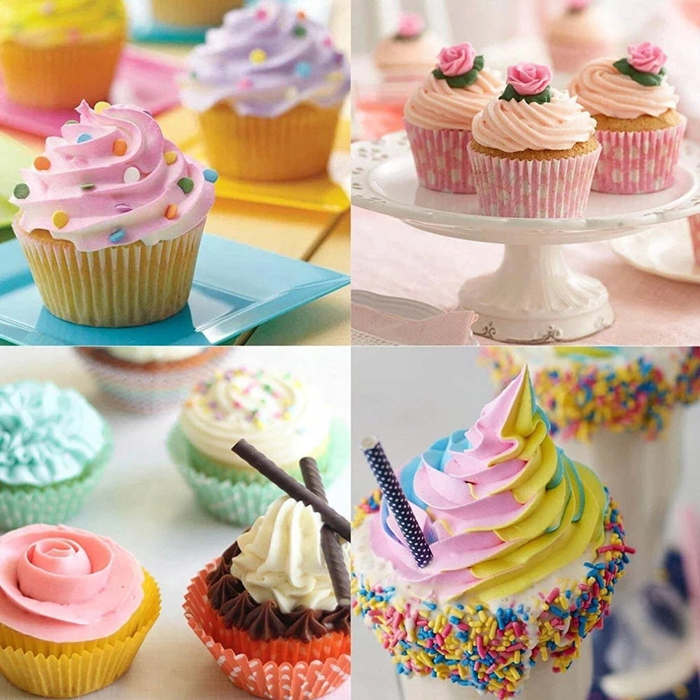 RĘKAW CUKIERNICZY dekorator tortów SILIKON 26 ELEM Produkt nie zawiera nie dotyczy