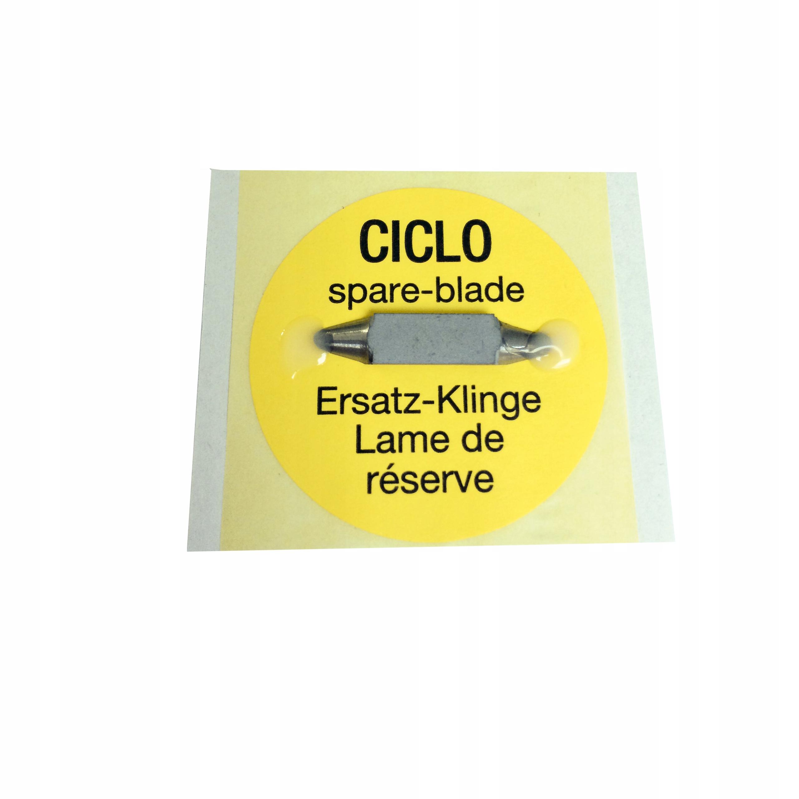 Odnímateľný Karbid noža pre CICLO, švajčiarske frézy