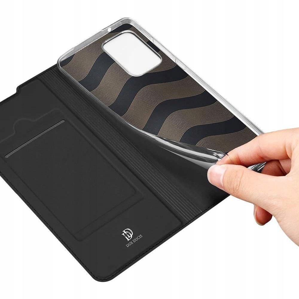 Etui DuxDucis + Szkło do Samsung Galaxy A72 Kolor czarny