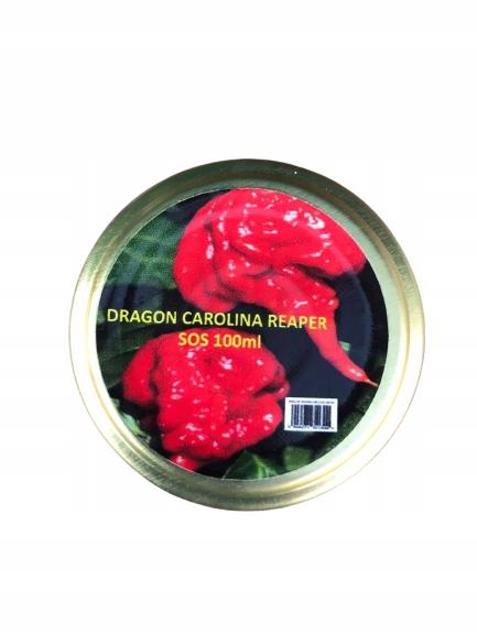 CAROLINA REAPER SOS DRAGON 100 мл.