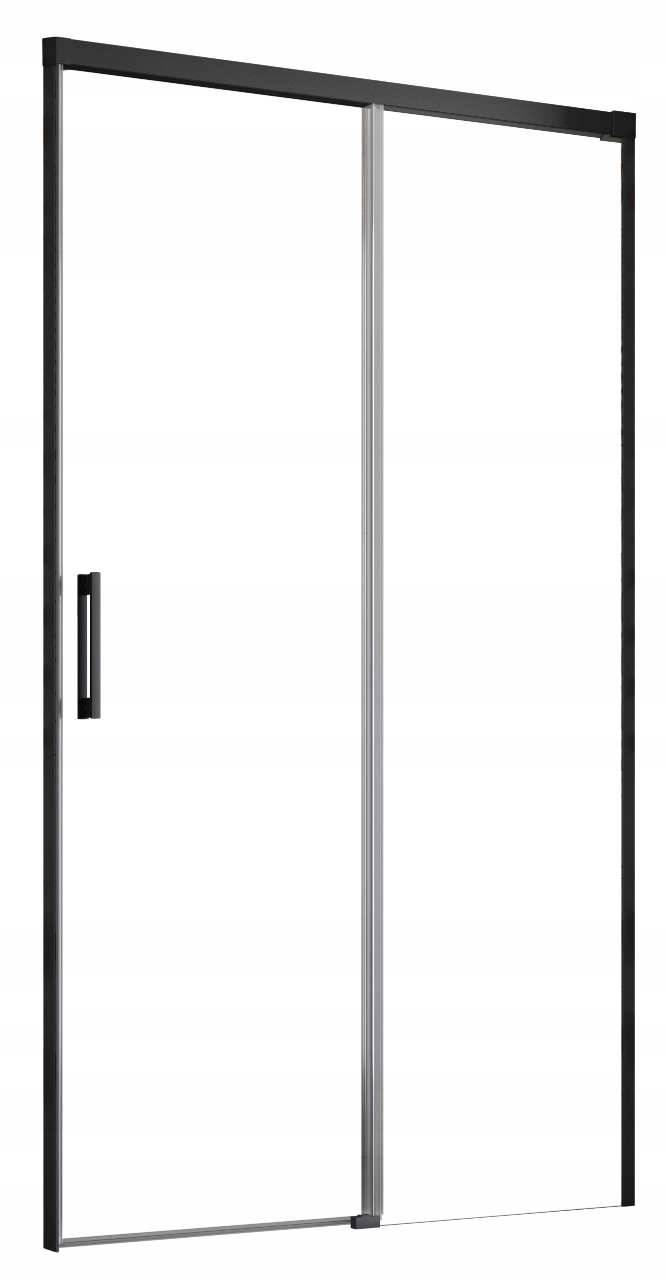 Idea DWJ Black 130x200,5 sprchové dvere RADAWAY