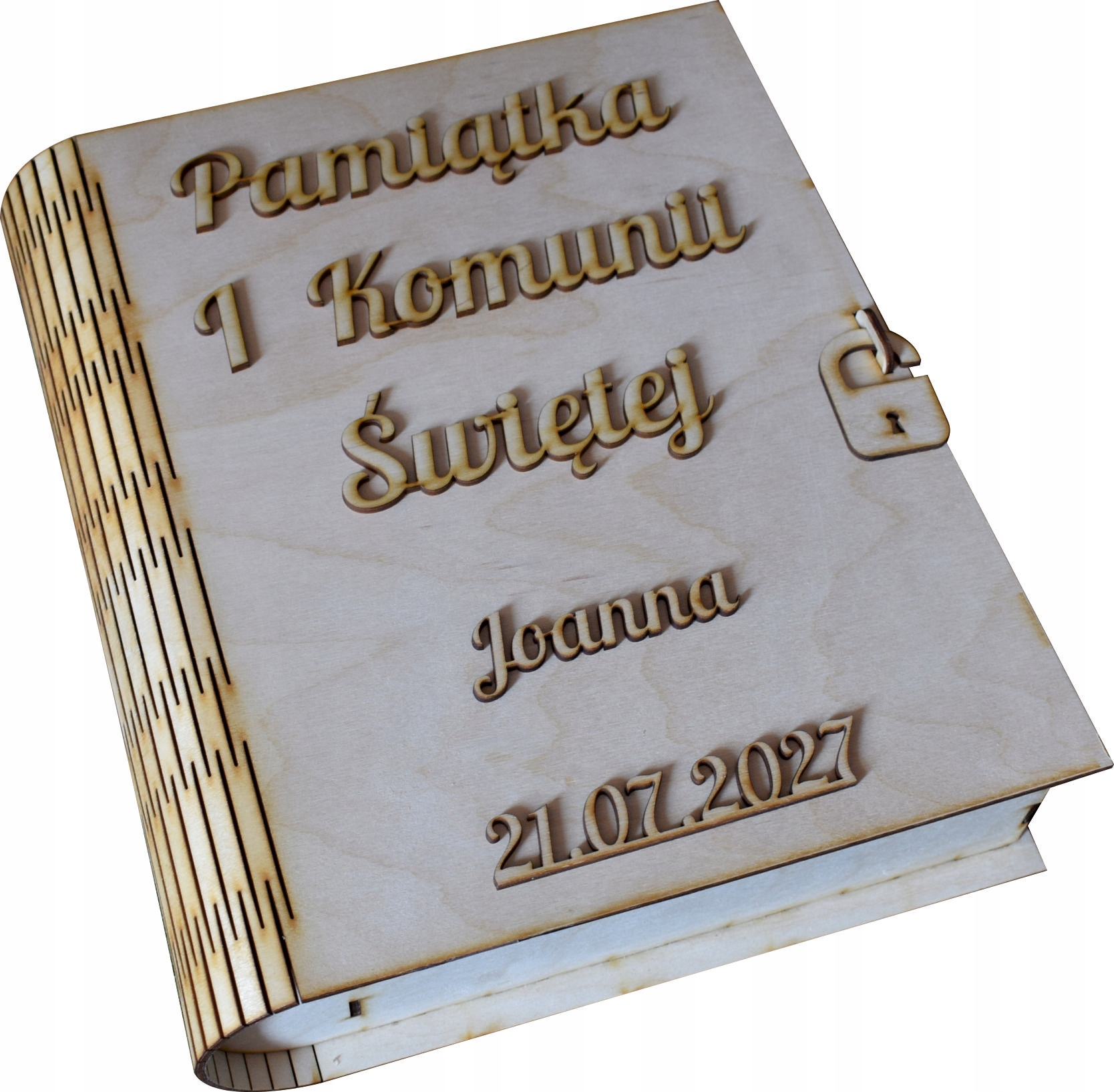 Item SCRIPTURE THE BIBLE IS A SOUVENIR AND COMMUNICATION INITIATION