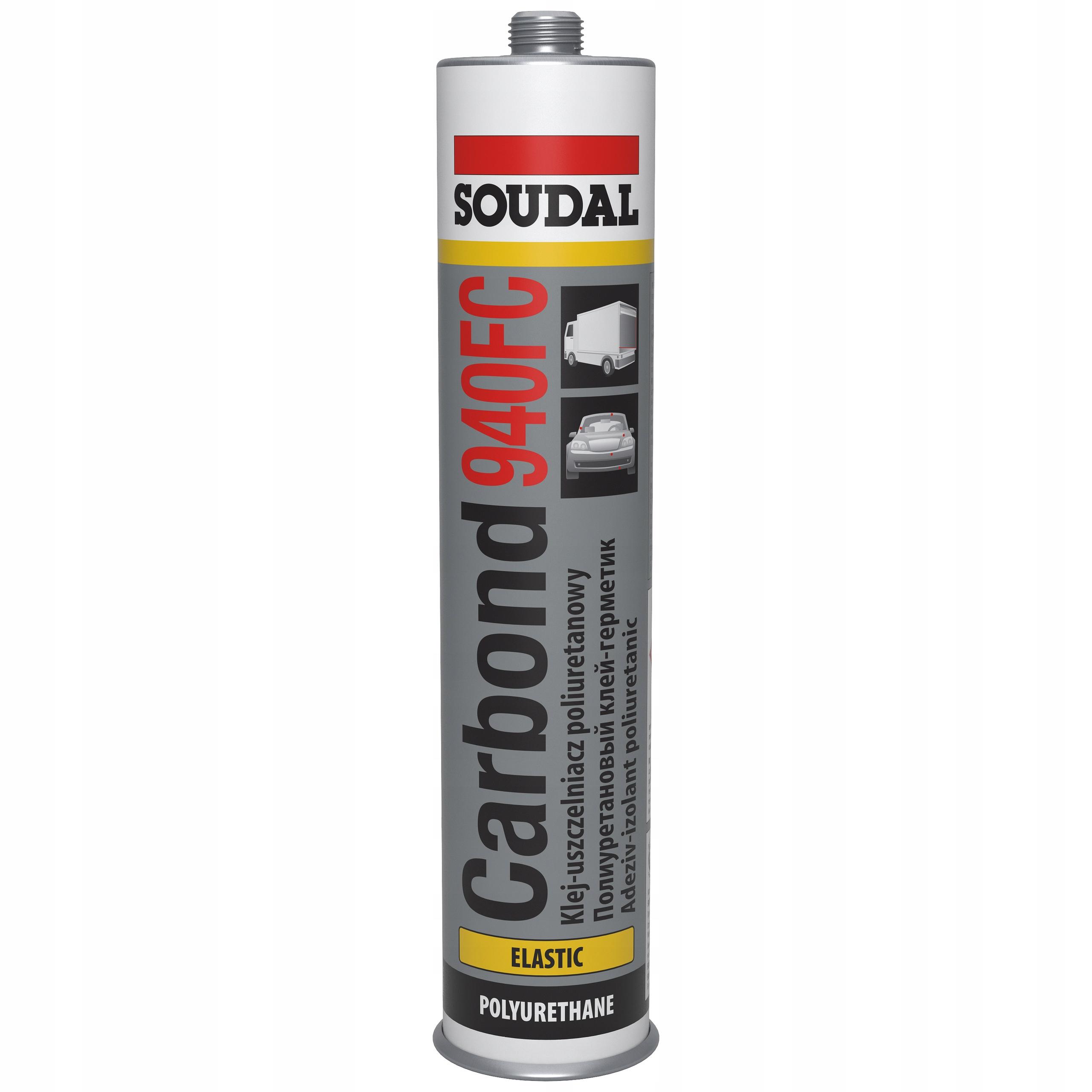 SOUDAL Carbond 940 FC 300 мл Полиуретановый клей