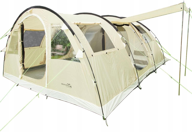 Купить Палатка на 6 человек Skandika Gotland FV23% NA035 на Otpravka - цены и фото - доставка из Польши и стран Европы в Украину.