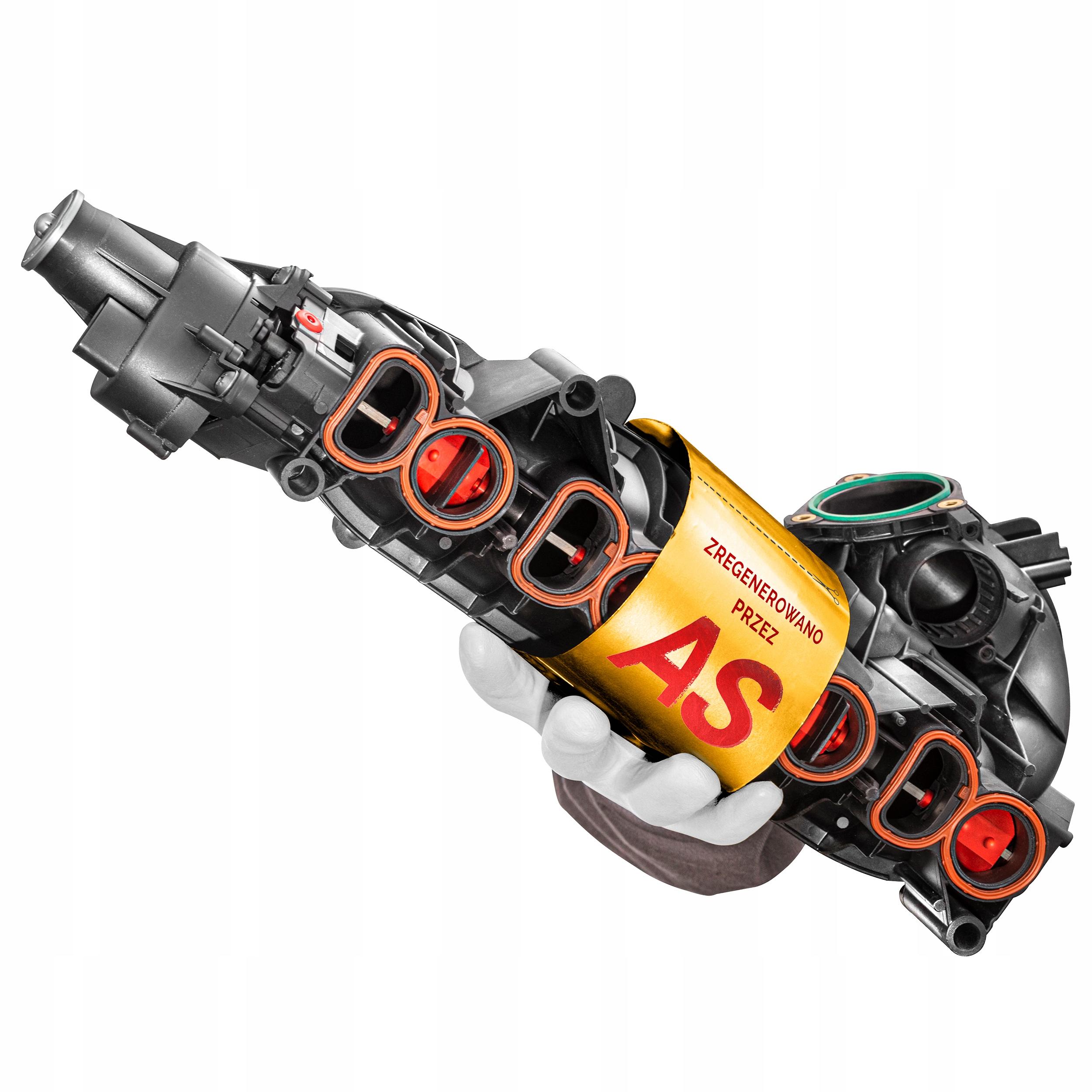 коллектор всасывающий bmw x1 x3 120d 20d n47 усиленный