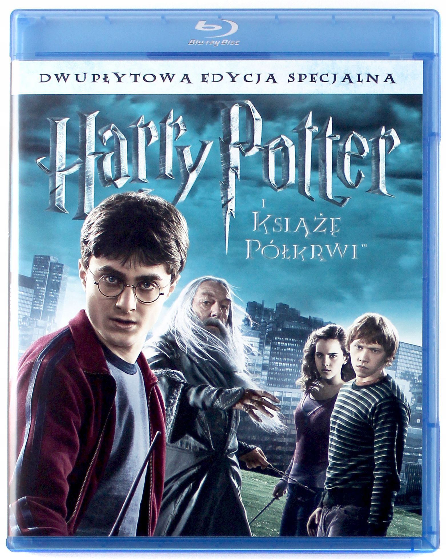 Item HARRY POTTER AND THE HALF-BLOOD PRINCE [2BLU-RAY]