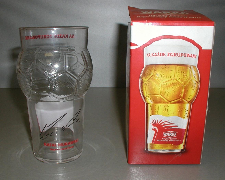 szklanka na piwo -mundial 2012- R. Murawski
