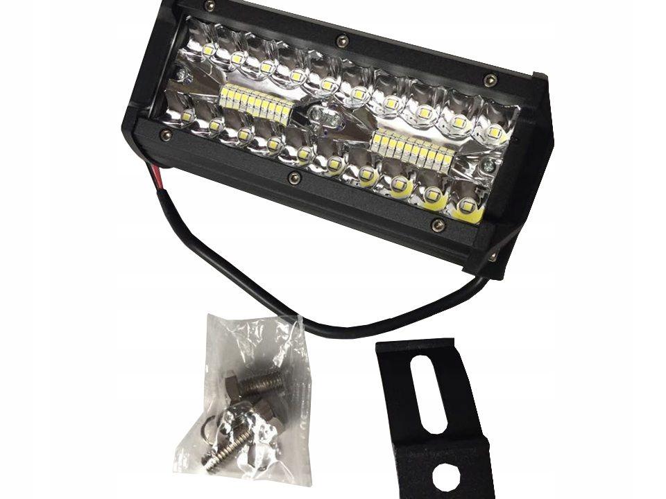 Галогенная рабочая лампа 120 Вт 12-24В 2в1