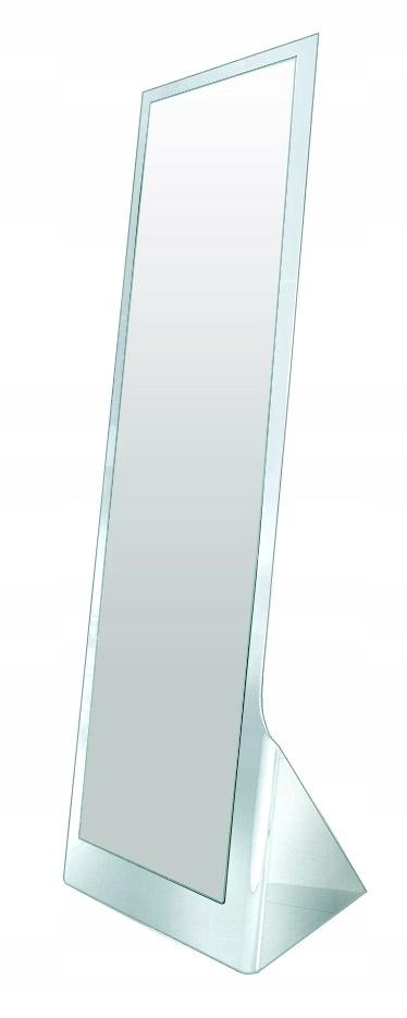 Zrkadlo OČARUJÚCE stojí transparentné