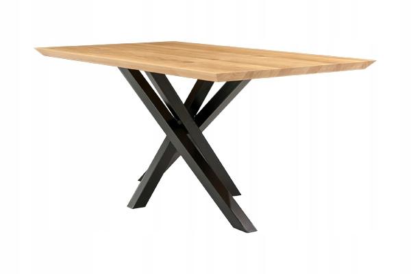 Stôl 100x260 SLANT RETRO LOFT do obývacej izby do jedálne