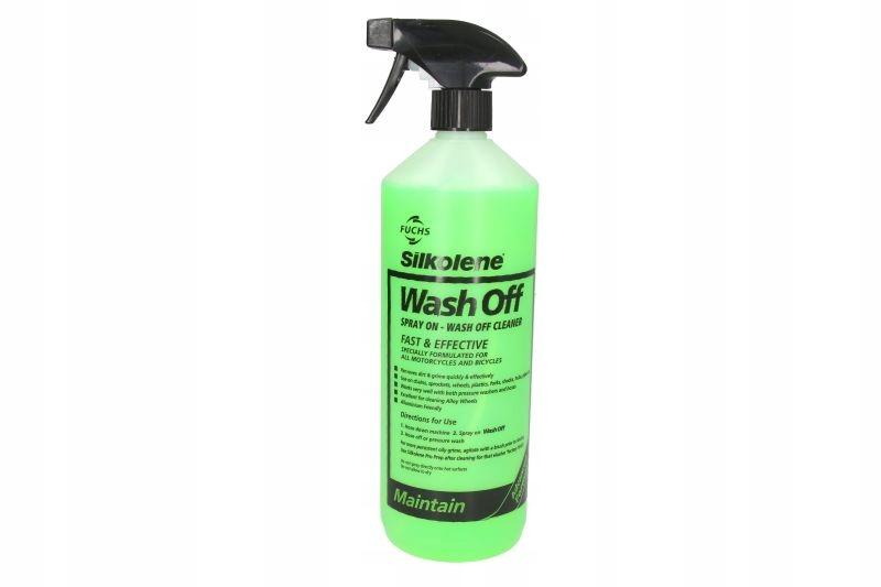 Моющее средство для мотоциклов SILKOLENE WASH OFF