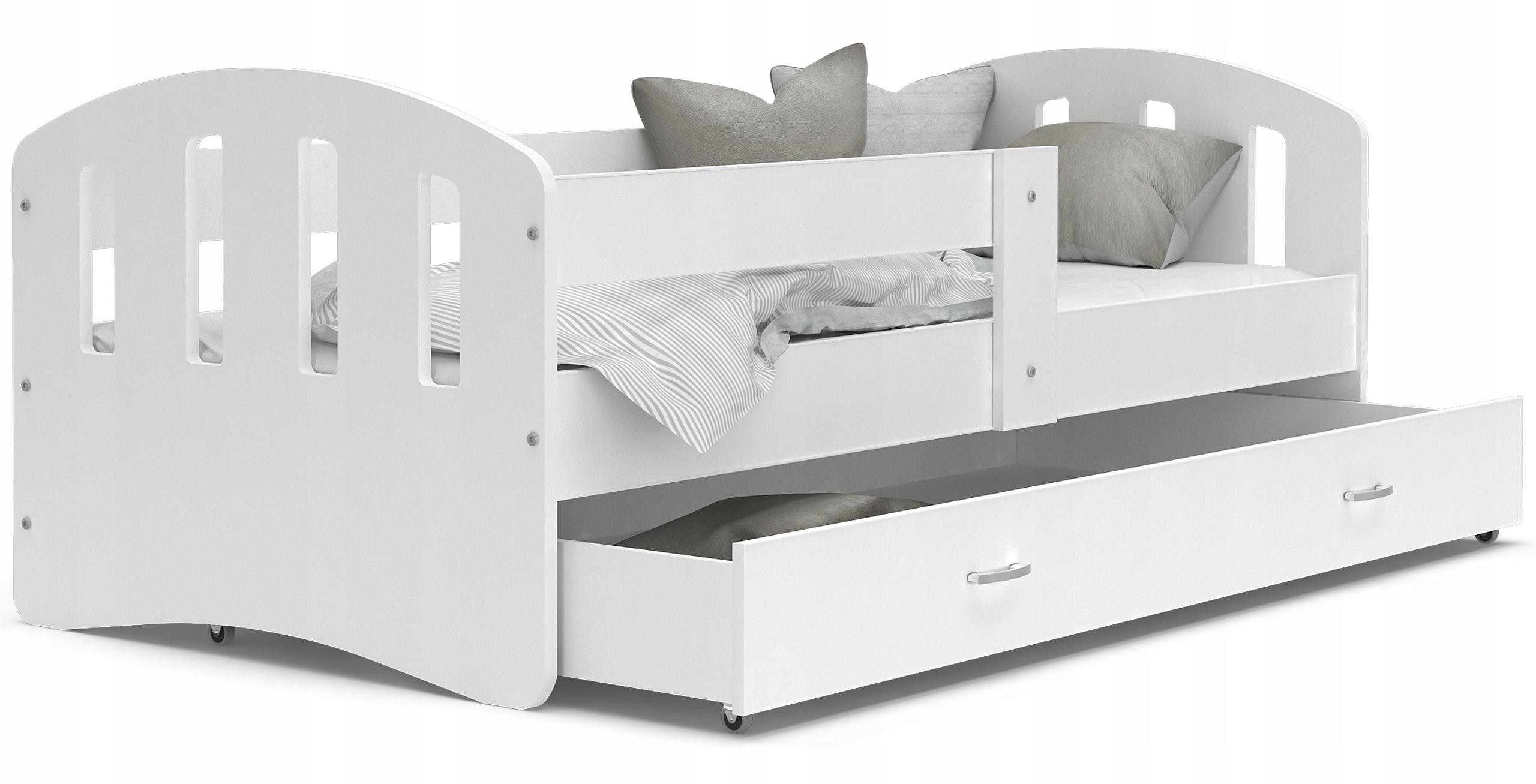 HAPPY кровать 160x80 + ящик + матрас