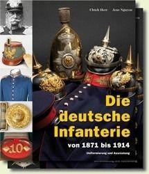 Немецкая пехота с 1871 по 1914 год