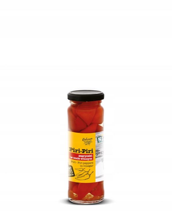 Kier Hiszpańskie papryczki Piri-Piri 110ml