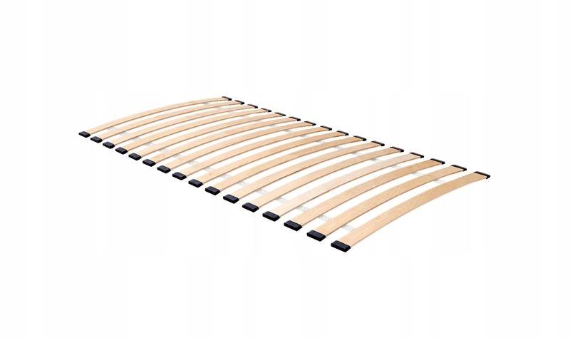 Stelaż łóżka z listew sprężynujących flex 180x80