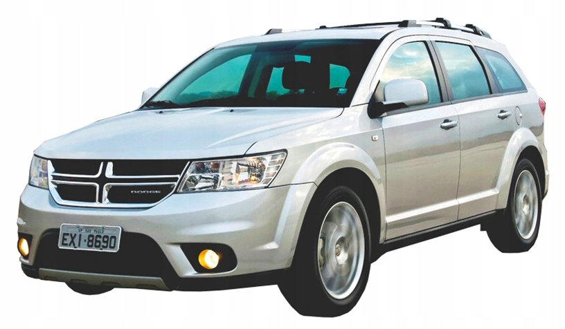 Picture of DODGE JOURNEY 2011+ ACCESSORY OF BUMPER FRONT