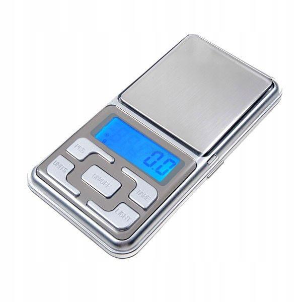 Šperky Hmotnosť predajcu AutoCalibration 500g / 0,1G
