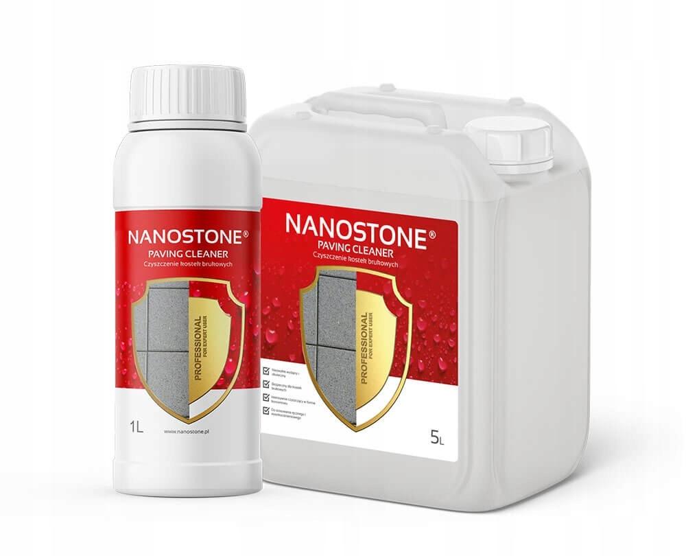 Средство для чистки брусчатки NANOSTONE 1л