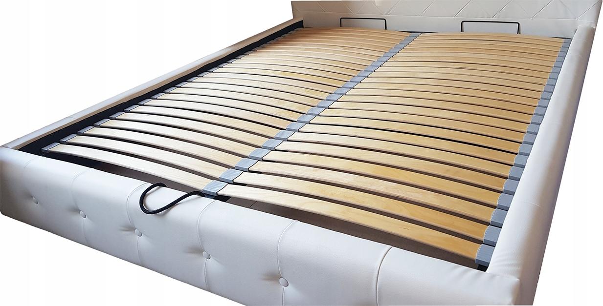 Каркас кровати металлический 160x200