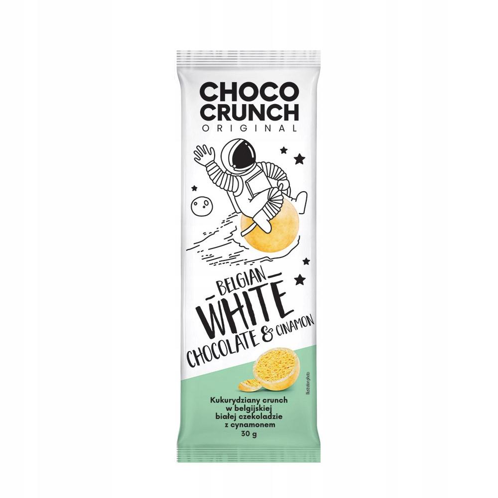ChocoCrunch БЕЛЬГИЙСКИЙ шоколад с корицей 30г