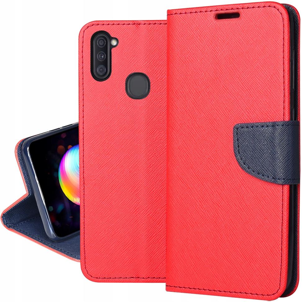 Etui do Samsung Galaxy M11 Fancy Case + SZKŁO 9H