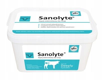 SANOLYTE 2КГ электролиты для телят